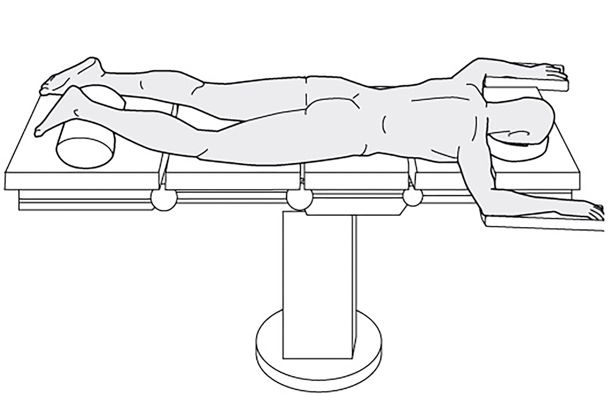surgical supine position - HD2000×1306